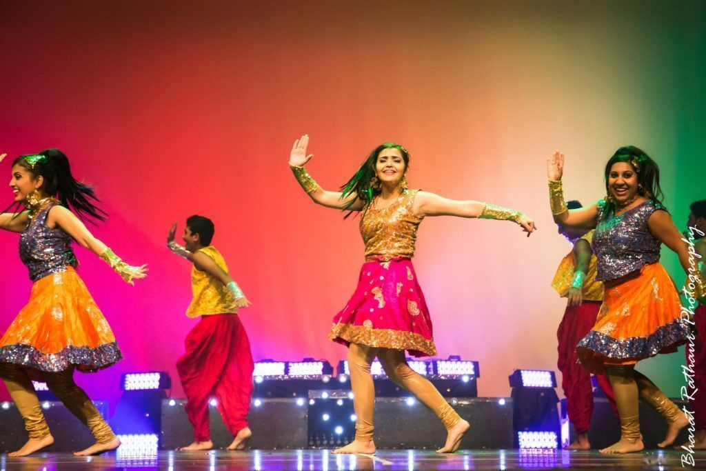 Bollywood Dancer at Curated Care