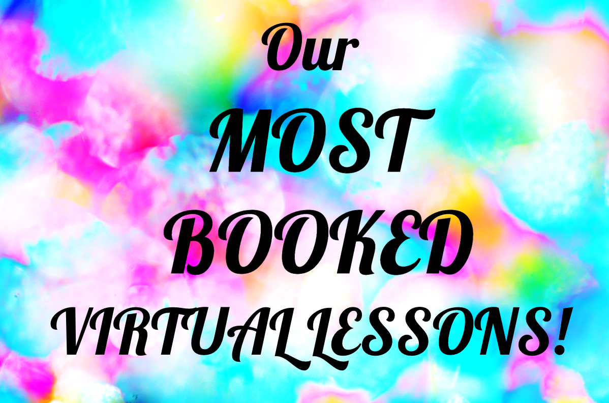 most popular virtual lessons