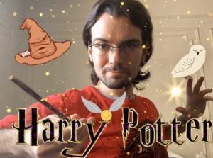 harry potter virtual class